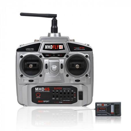 RADIO 4V MHD4S 2.4GHz Mode 1