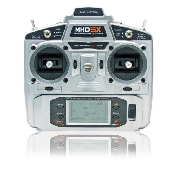 2.4 GHz FHSS MHD6X Mode 1