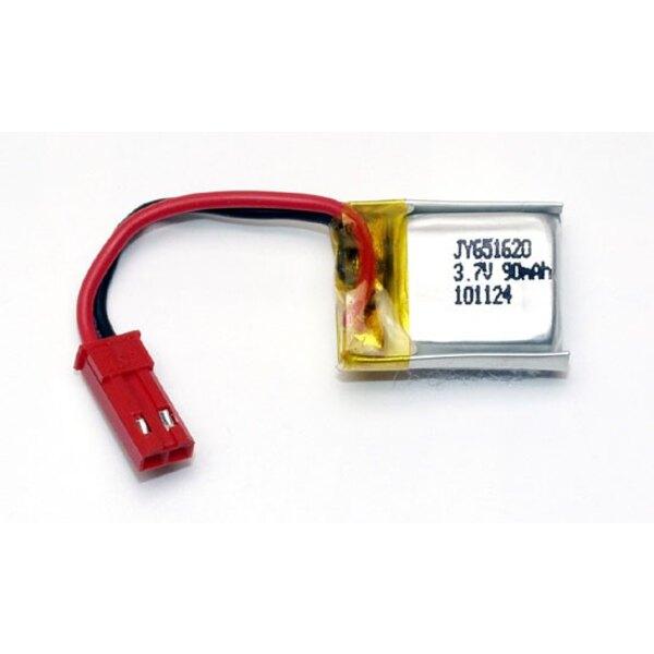 LiPo battery 3.7 V 90 mA