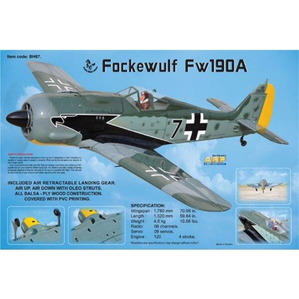 Focke Wulf 120 ARF GP