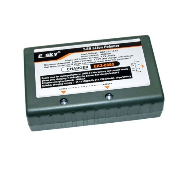 3S LiPo charger 1.8A