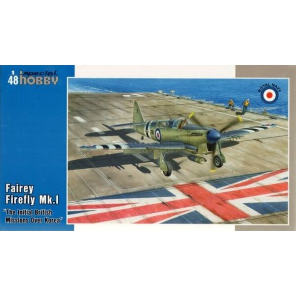 Fairey Firefly Mk.I FR