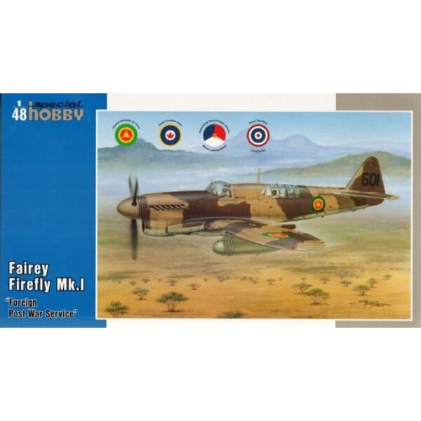 Due soon! Fairey Firefly Mk.I FR