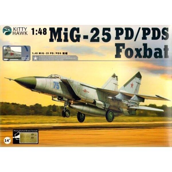 Mikoyan MiG-25PD/PDS