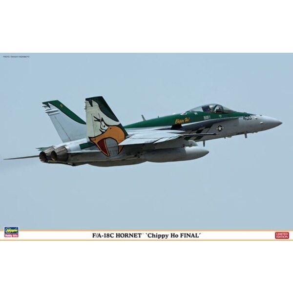 F/A-18C CHIPPY FINAL HO