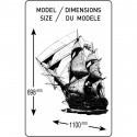 1:100 HMS Victory Heller HE80897