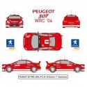 Peugeot 307 WRC 2004 1:24