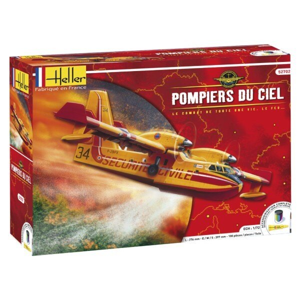 Canadair Air Firefighter 1:72