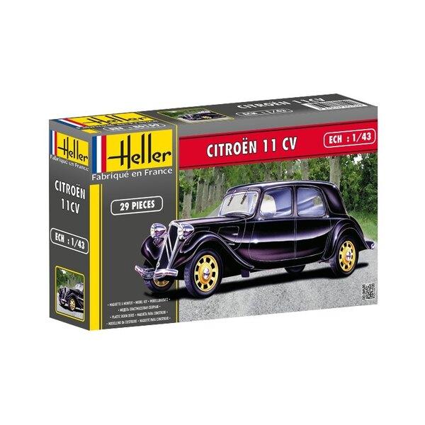 11 Cv Citroën Classique 1:43