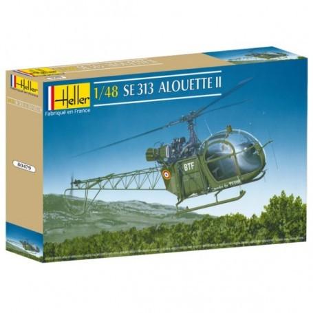 Alouette II Se 313 1:48