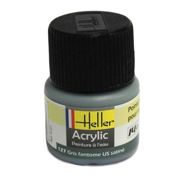 Satin Gray Ghost acrylic 0.5 fl.oz