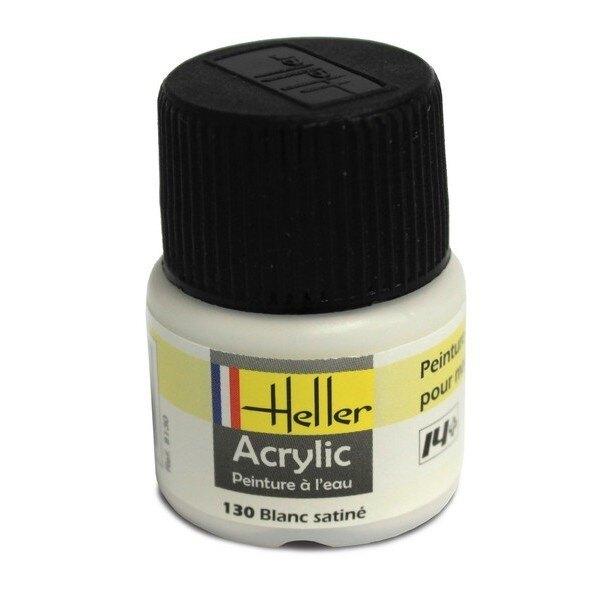 Satin White Acrylic 0.5 fl.oz