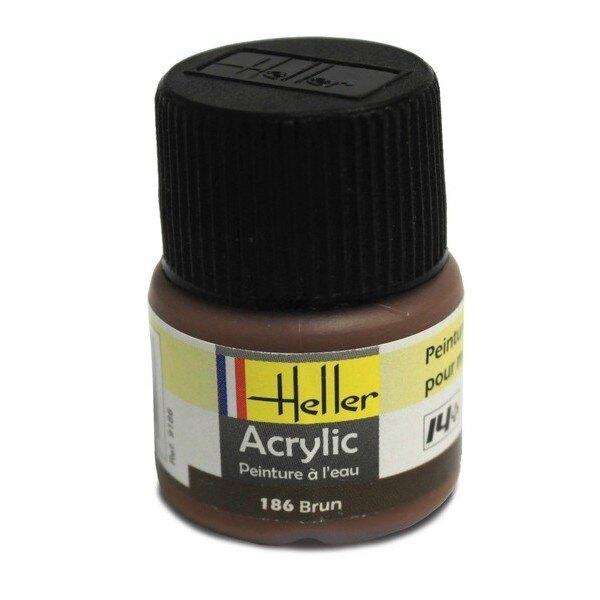 Brown Acrylic 0.5 fl.oz