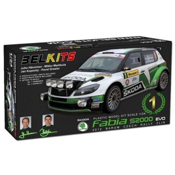 Skoda Fabia S2000 Evo Rally