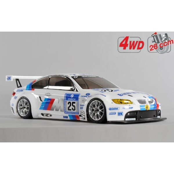 BMW M3 ALMS 4wd