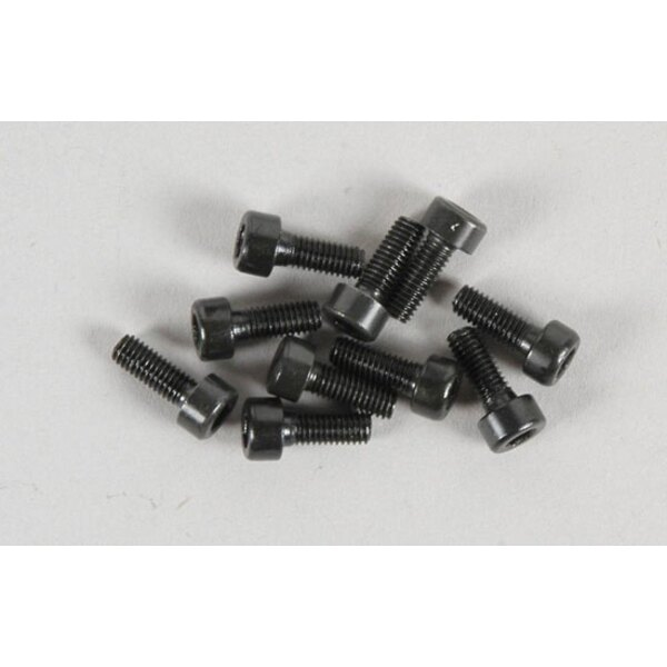Btr screws M3x8mm