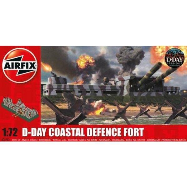 D-Day Coastal Defence Fort