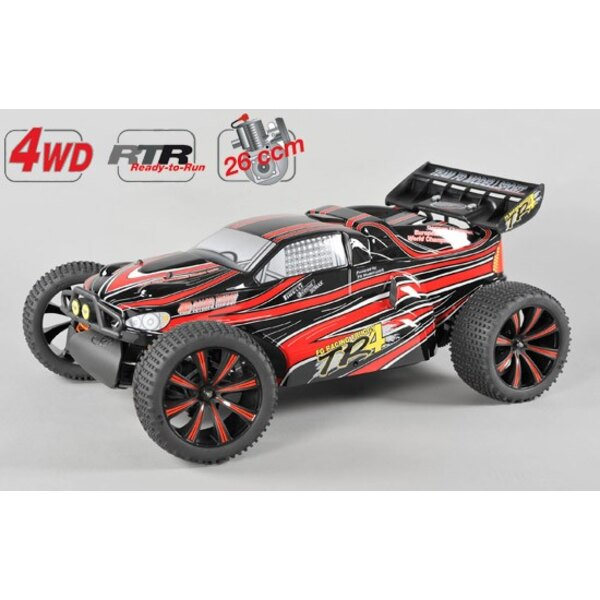 TR4 4WD RTR Truggy Painted