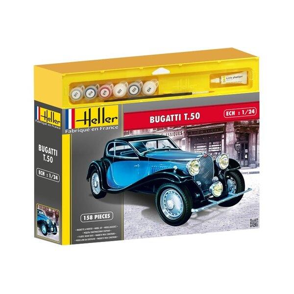 bugatti T.50 kit