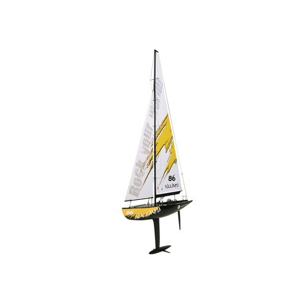 1M YELLOW SAILBOAT NAULANTIA