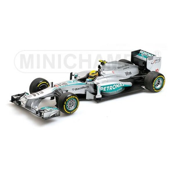 Mercedes Petronas W04
