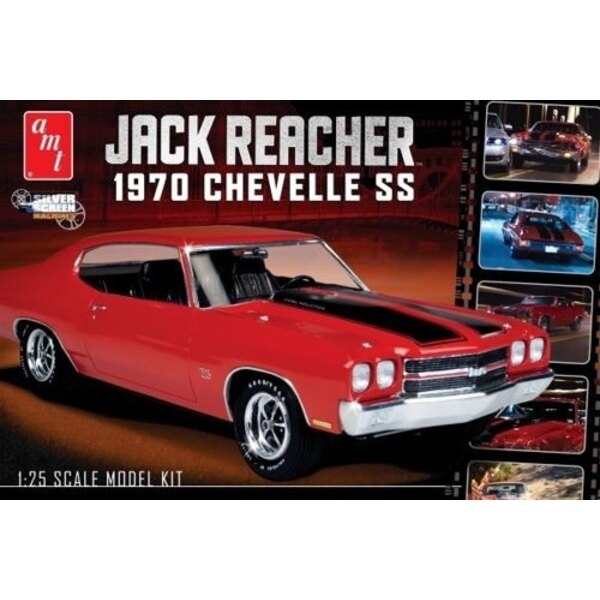 1970 Chevy Chevelle Jack Reachers SS
