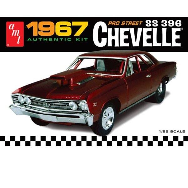 Chevelle SS396 Pro Street