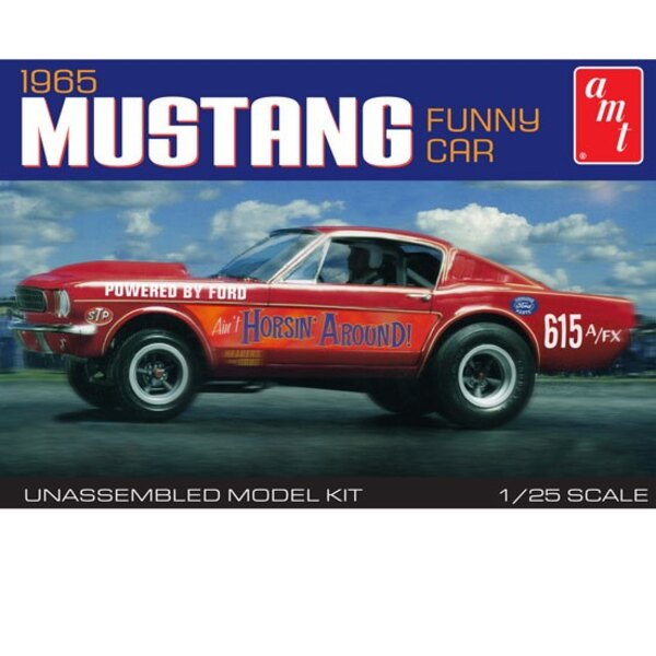 Ford Mustang Funny 1965