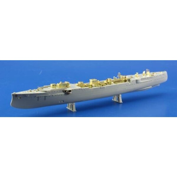 SMS Emden part 1 1/350 (designed To Be Farming with Revell kits)