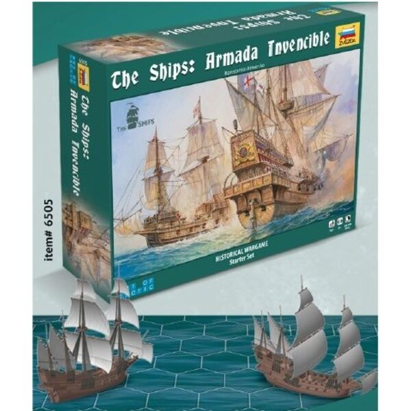 Invincible Armada - Historical Wargame - Art of Tactic