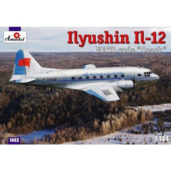 Ilyushin IL-12 NATO code Coach