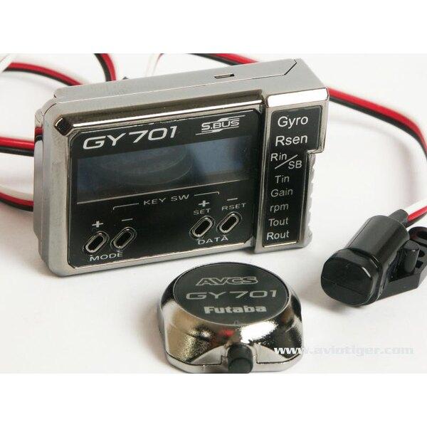 GY701 GYRO + GOVERNOR