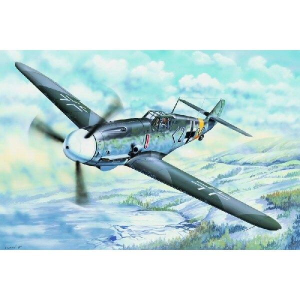 1/32 Messerschmitt Bf109G2 German Fighter