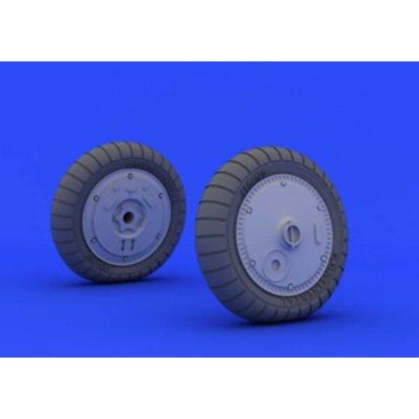 bf 109 g -6 wheels revell