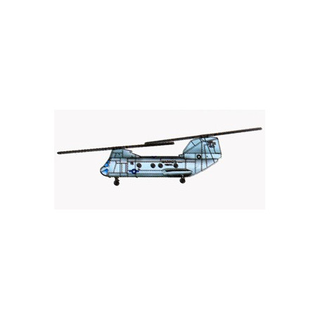 6-Box Trumpeter 1//350 USN SH60J Seahawk Helicopter Set for Warships