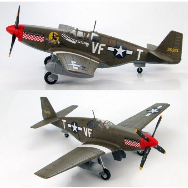 P-51B Mustang 336th