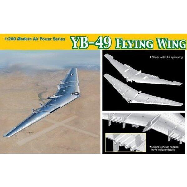 Northrop YB-49 Flying Wing Prototype