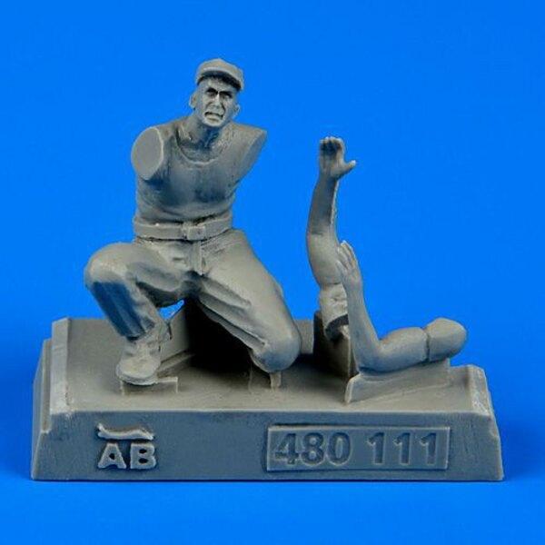 1:48 - Aerobonus (by Aires) 480111 - Figure