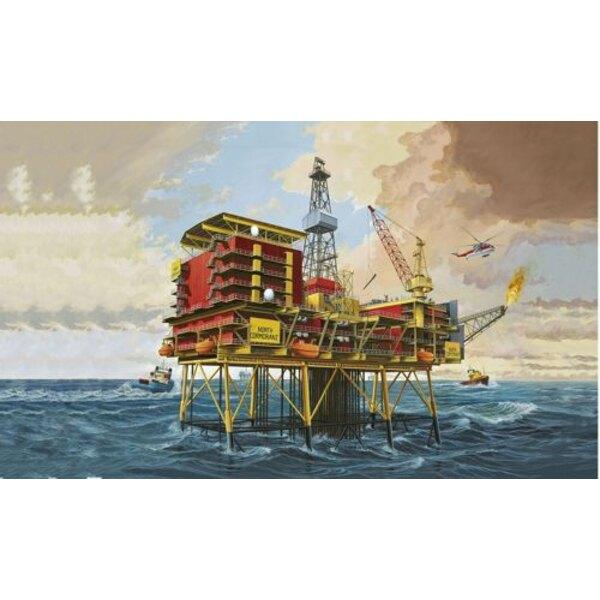 North Sea Oil RigDue Feb 2015
