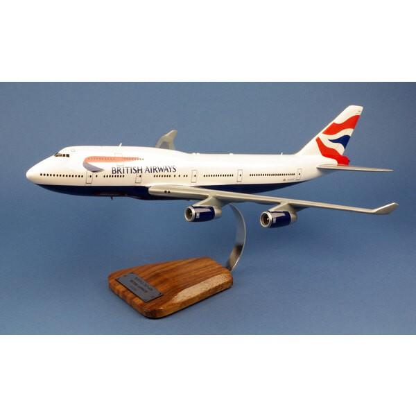 Boeing 747-400 British Airways UK