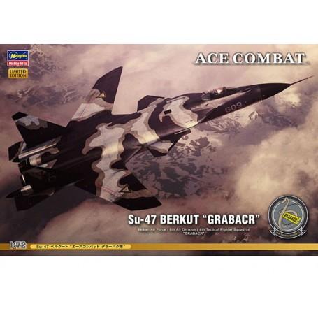 Su-47 Berkut Ace Combat Grabacr