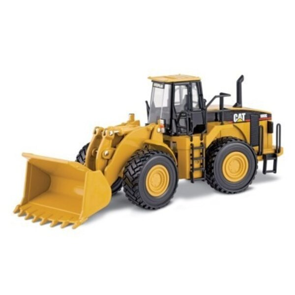 CATERPILLAR 980G CHARGEUSE SUR ROUES