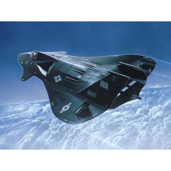 Chasseur furtif F-19
