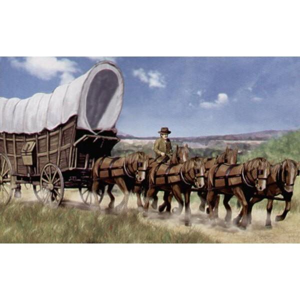 Settlers Conestoga Wagon