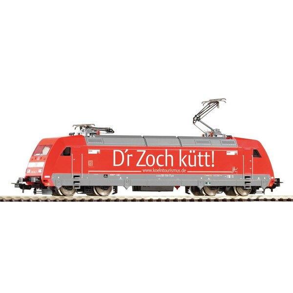 Locomotive DB BR101 Koln