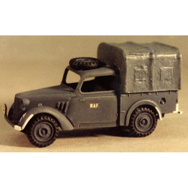 Austin 10HP 'Tilly' British Light Utility Car - Affectionately known as the 'Tilley', this common communications vehicle was bas