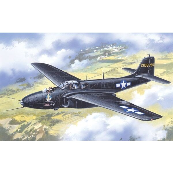 Bell XP-59 Airacomet/Bell YP-59 Airacomet two set version