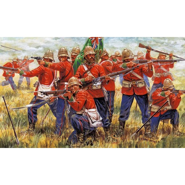 Colonial Infantry Columbia