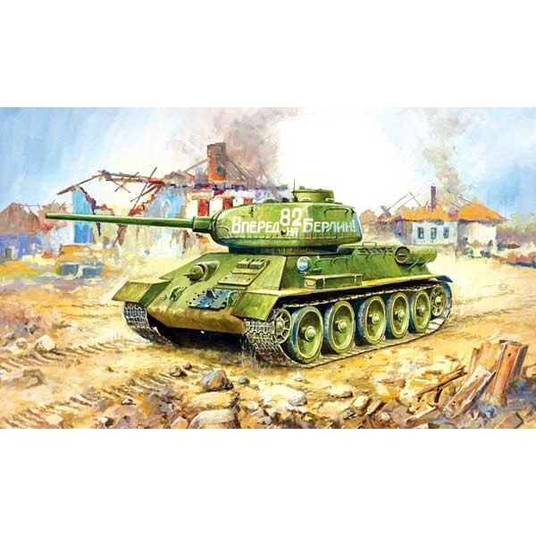 Soviet tank T-34/85
