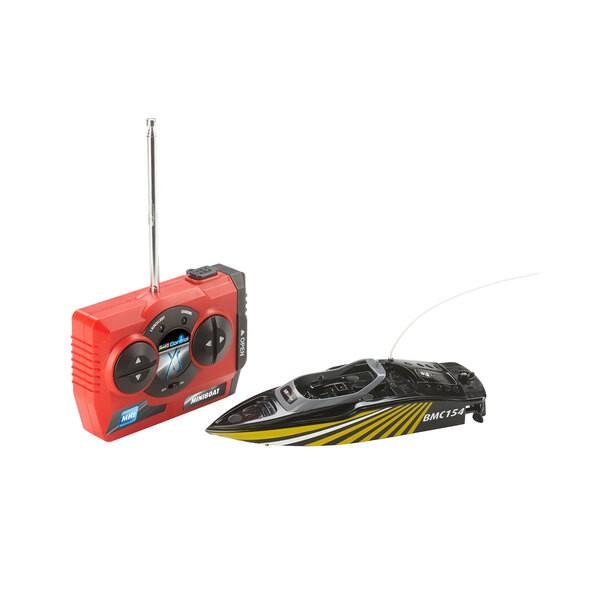 Mini-Boot BMC154 Black/Yellow